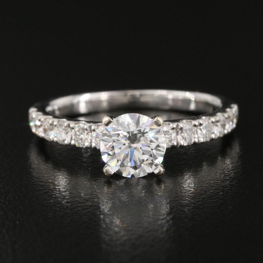 14K 1.62 CTW Diamond Ring