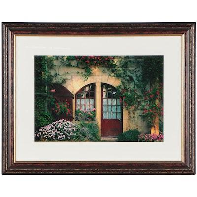 """John Galbo Digital Photograph """"Harvey Steve House"""""""