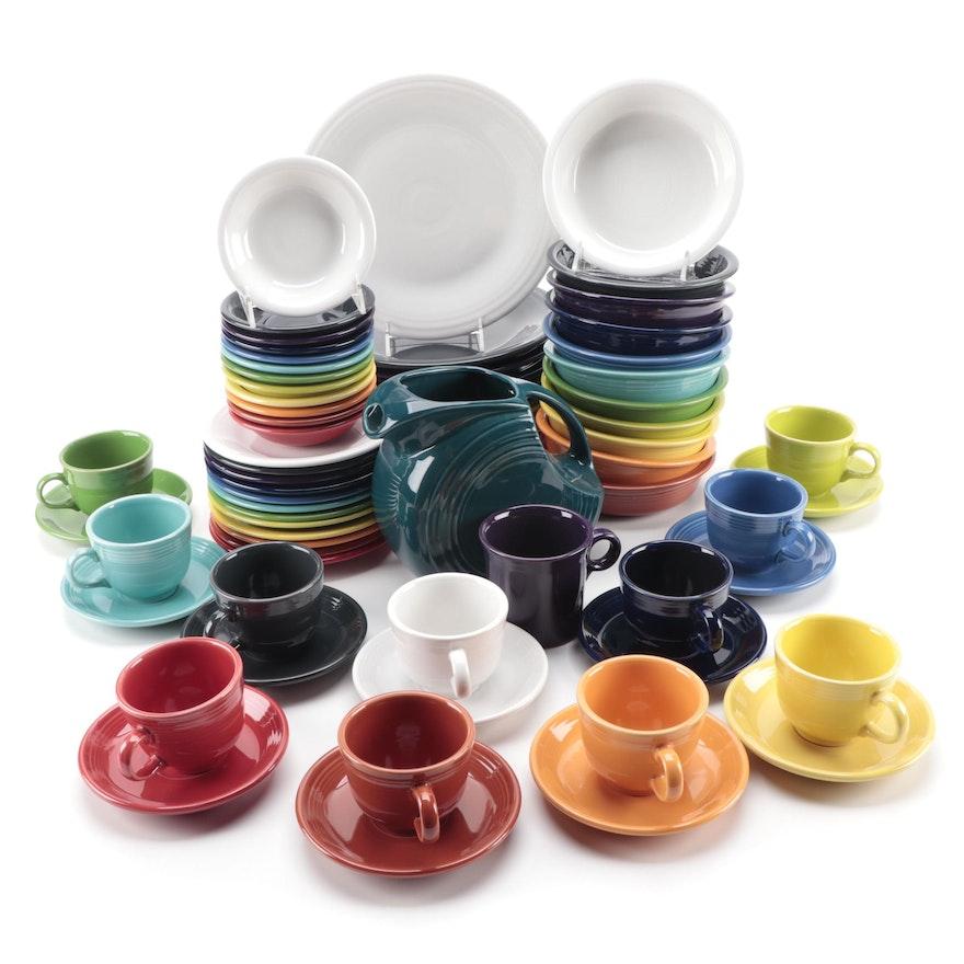 Homer Laughlin Fiesta Ceramic Dinnerware