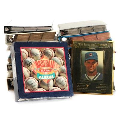 1980s-2000s Sports Cards Including 1990 Michael Jordan Baseball Rookie Card