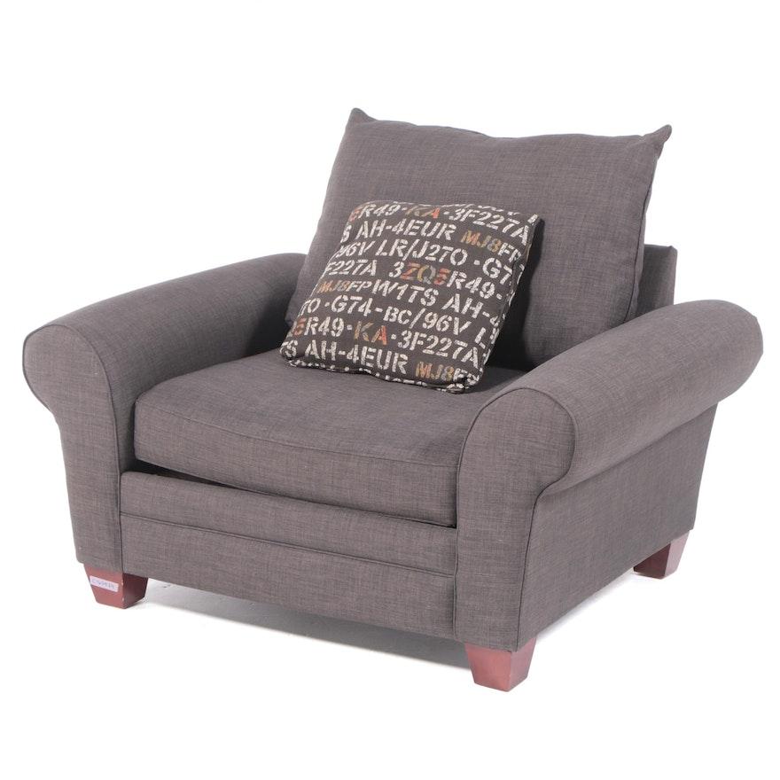 """Klaussner """"Kazler"""" Lounge Chair"""