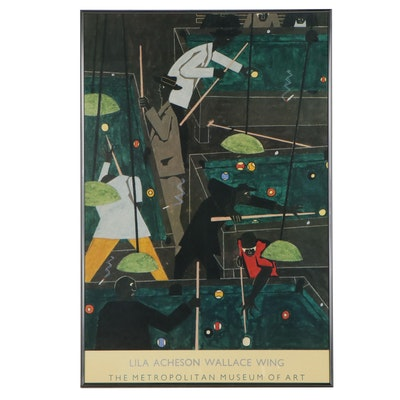 Poster for The Metropolitan Museum of Art Lila Acheson Wallace Wing