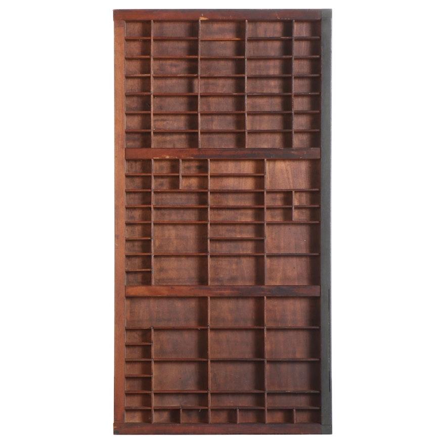 Thimble Display Shelf