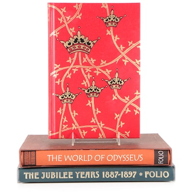 """Folio Society """"The History of the Kings of Britain"""" and More"""