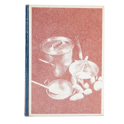"""Signed First Edition """"From Julia Child's Kitchen"""" by Julia Child, 1975"""