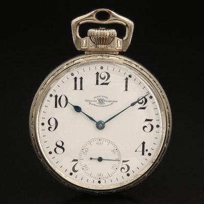 1905 Ball Official Railroad Standard Pocket Watch