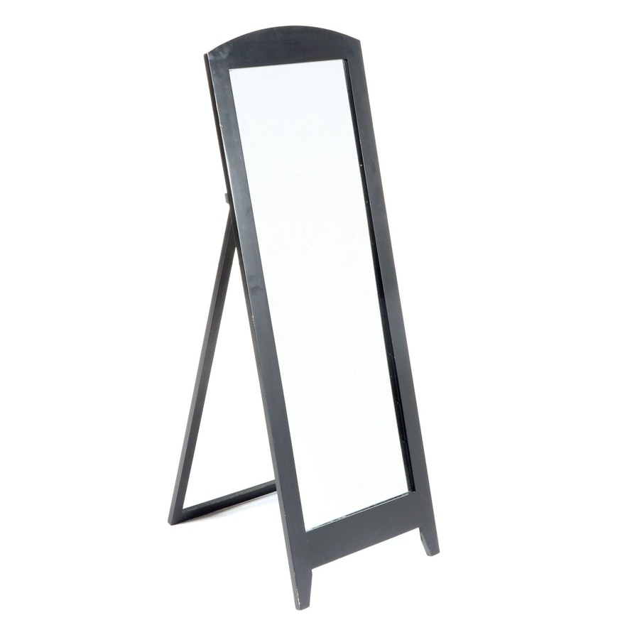 Target Home Ebonized Easel-Back Floor Mirror