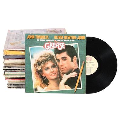 Glen Campbell, Segovia, Diana Ross, Leonard Bernstein, Other Vinyl LP Records