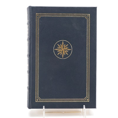 """Signed Limited Edition """"True Compass"""" by Edward M. Kennedy"""
