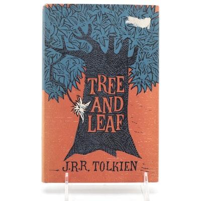 "Second American Printing ""Tree and Leaf"" by J. R. R. Tolkien, 1965"