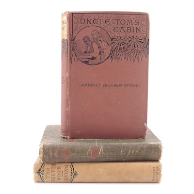 """""""Uncle Tom's Cabin"""" by Harriet Beecher Stowe and More, Late 19th/Early 20th C."""