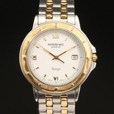 Raymond Weil Tango Two Tone Quartz Wristwatch