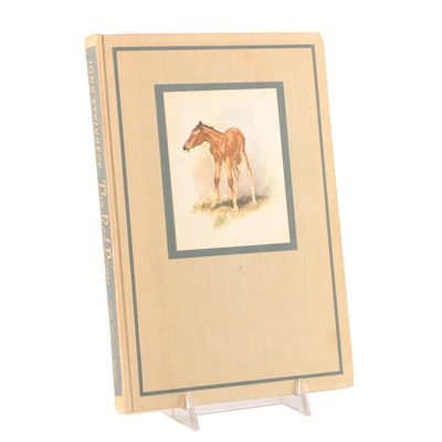 """First Illustrated Edition """"The Red Pony"""" by John Steinbeck, 1945"""