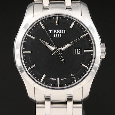 Stainless Steel Tissot 1853 Quartz Wristwatch