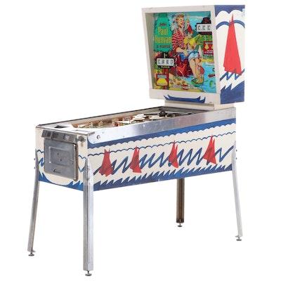 "D. Gottlieb & Co. ""Paul Bunyan"" Pinball Machine, Mid to Late 20th Century"