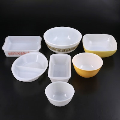 Pryex, Proctor-Silex, Fire King and Other Glass Bakeware