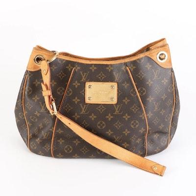 Louis Vuitton Galleria Shoulder Bag in Monogram Canvas