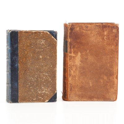 German Language Bible and More, Mid to Late 19th Century