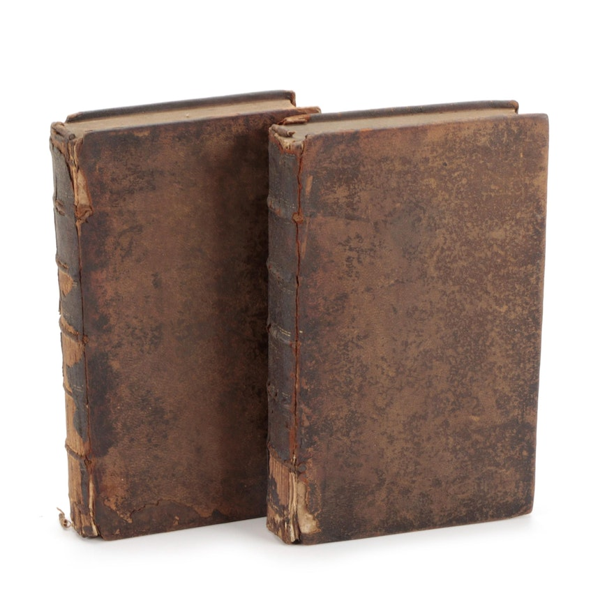 """""""The Works of Jonathan Swift"""" Partial Set, 1767"""