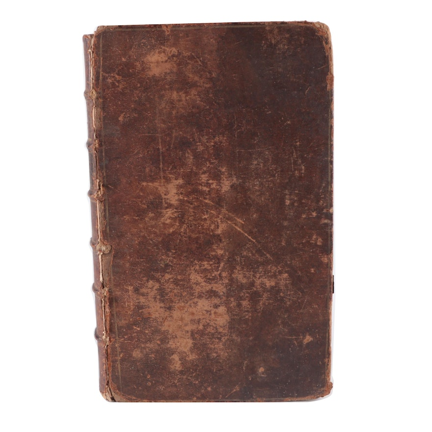 """Postlethwayt's """"The Universal Dictionary of Trade and Commerce,"""" 18th Century"""