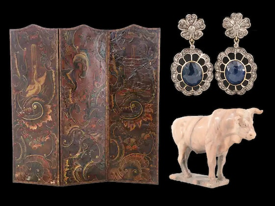 """""""Coolest Store In America""""; Globally Sourced Antiques, Art, Fine Jewelry & Collectibles"""