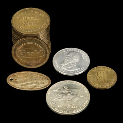 Collection of U.S. Tokens