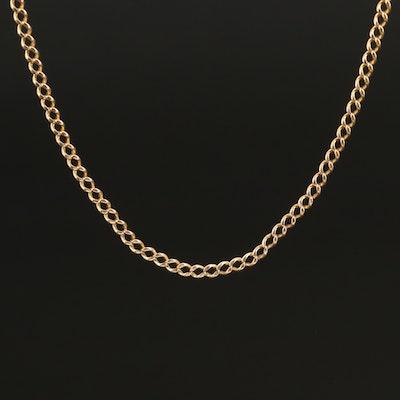 10K Curb Chain