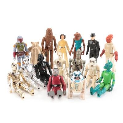 Kenner Star Wars Action Figure Set