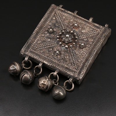 Omani Bedouin Hirz Amulet Pendant