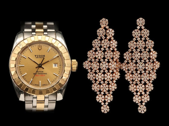 EXCEPTIONAL JEWELRY & TIMEPIECES