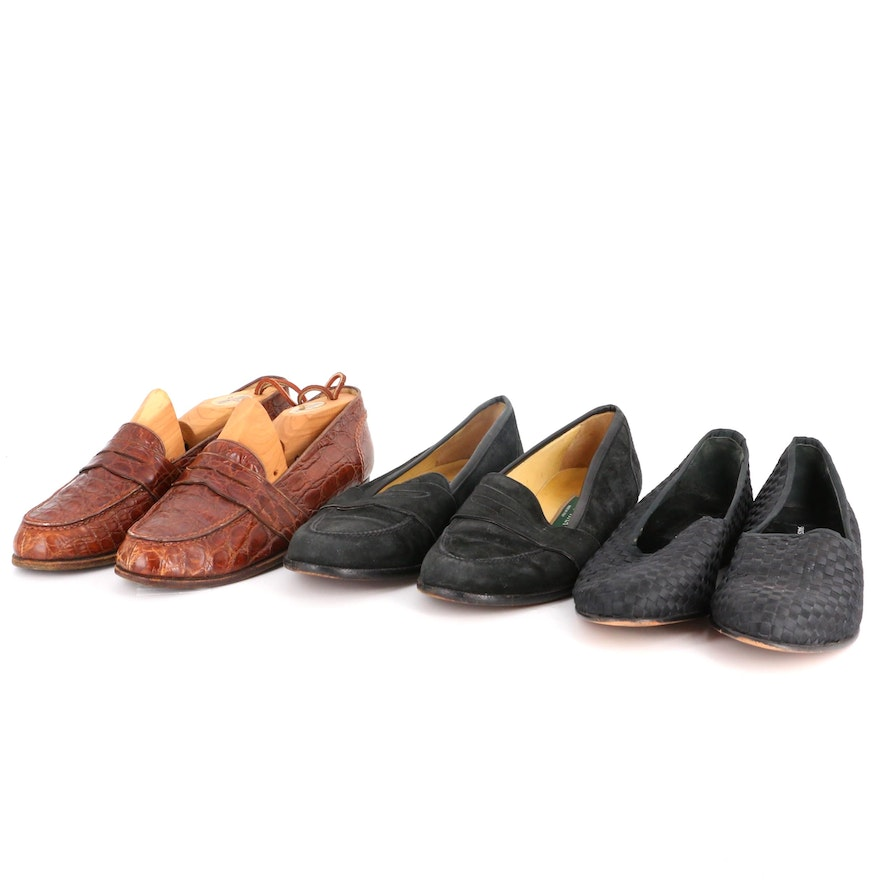 Polo, Cole Haan, Saks Fifth Avenue Men's Loafers  and Dress Shoes