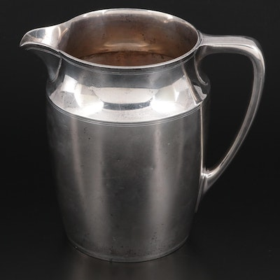 Tiffany & Co. Sterling Silver Pitcher, Early to Mid 20th Century