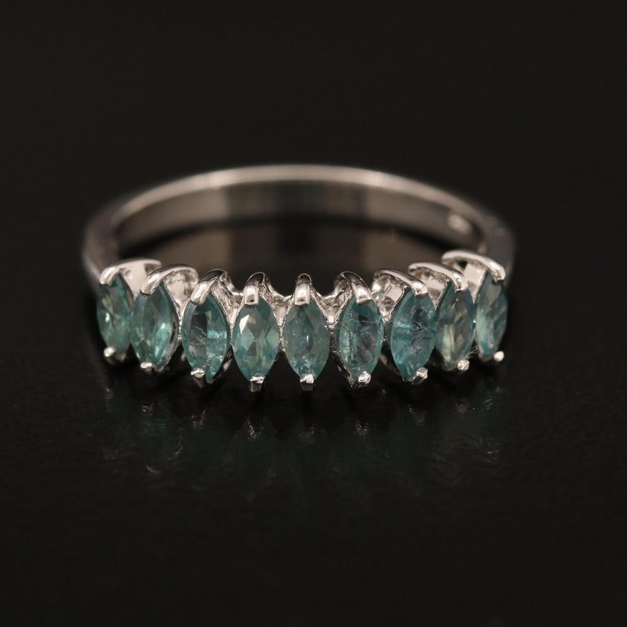 Sterling Silver Alexandrite Ring