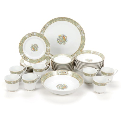 """Couture by Mikasa """"Summer Bouquet"""" Porcelain Dinnerware"""