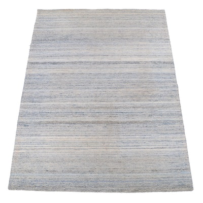 "8'11 x 12' Hand-Tufted Serena & Lily ""Harper Denim"" Room Sized Rug"