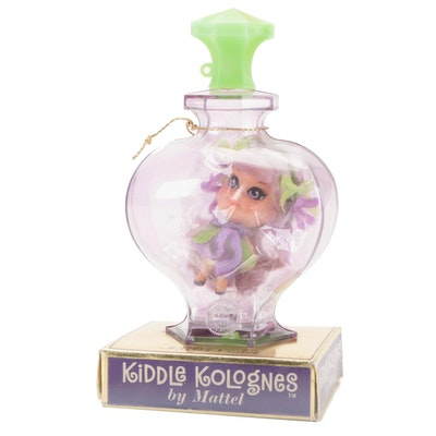 """Mattel Kiddle Kolognes """"Violet"""" Doll"""