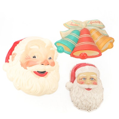 L.A. Goodman Santa Claus Lighted Decoration, Other Lighted Christmas Decorations