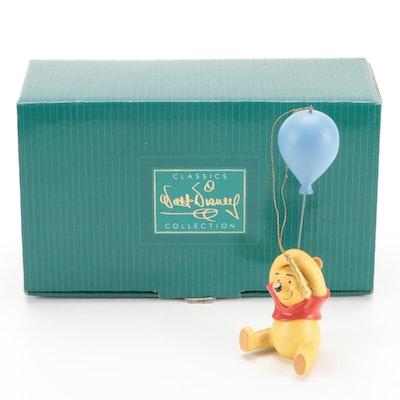 "Walt Disney Classics Collection ""Winnie-the-Pooh"" Ceramic Figurine"