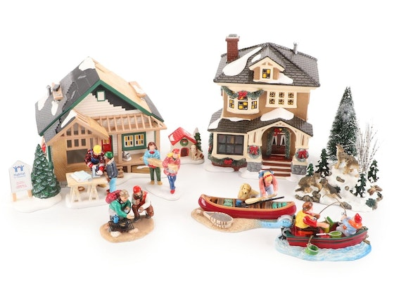 Collectibles, Department 56 & Holiday Décor