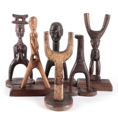 Baule, Lobi, and Other West African Style Slingshots