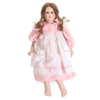 "Hildegard Gunzel for Madame Alexander 26"" ""Samantha"" Porcelain Doll"