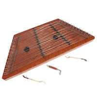 Hammered Dulcimer with Two Method Books