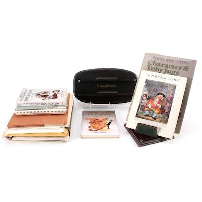 Royal Doulton Collectors Guide Books, Ephemera, and More