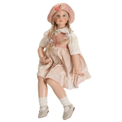 "Hildegard Gunzel German Doll ""Bambina - Bella"", 1998"