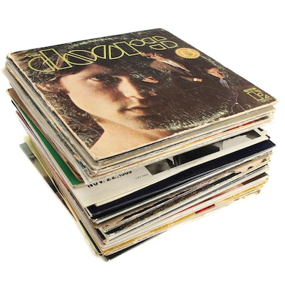 The Beatles, The Rolling Stones, The Doors, ABBA and Other Pop and Rock Records