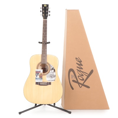 Taylor Swift Signed Rogue Acoustic Dreadnought Guitar, COA