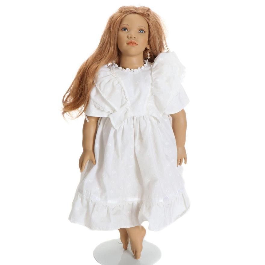 """Annette Himstedt Porcelain Doll """"Tara"""""""