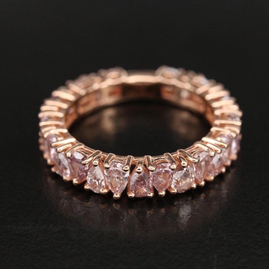 18K 2.66 CTW Diamond Band
