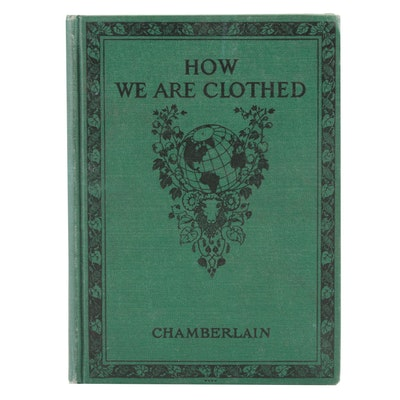 """""""How We are Clothed"""" by James Franklin Chamberlain,1924"""