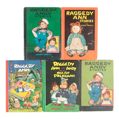 """""""Raggedy Ann and Andy"""" Stories, Early to Mid-20th Century"""